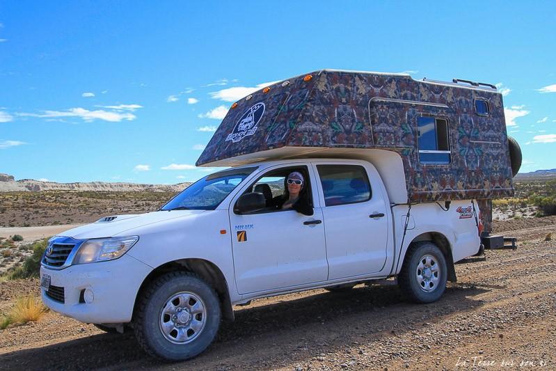 campervan argentine