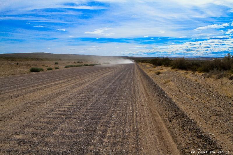 road trip argentine patagonie