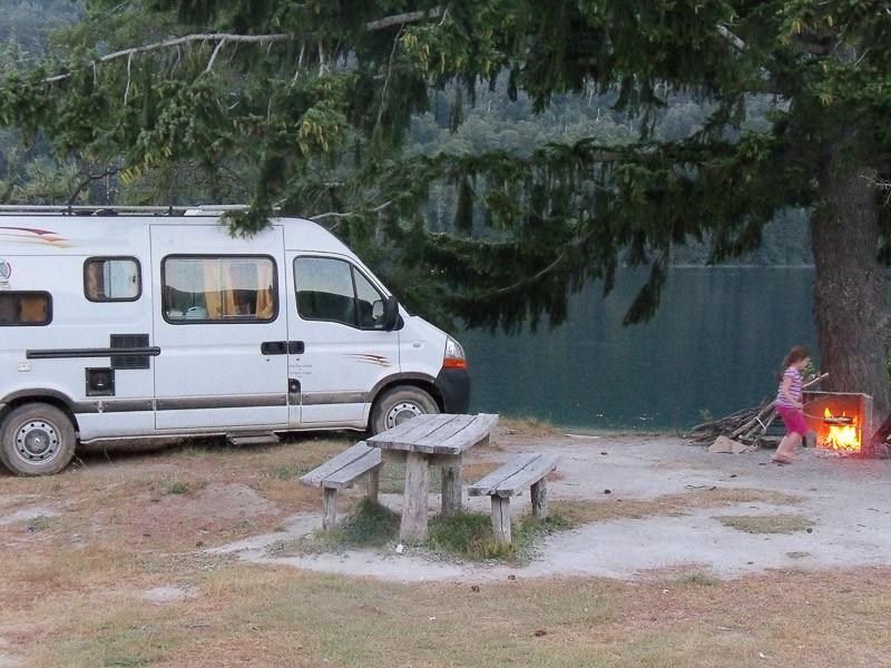 road trip en argentine location fourgon