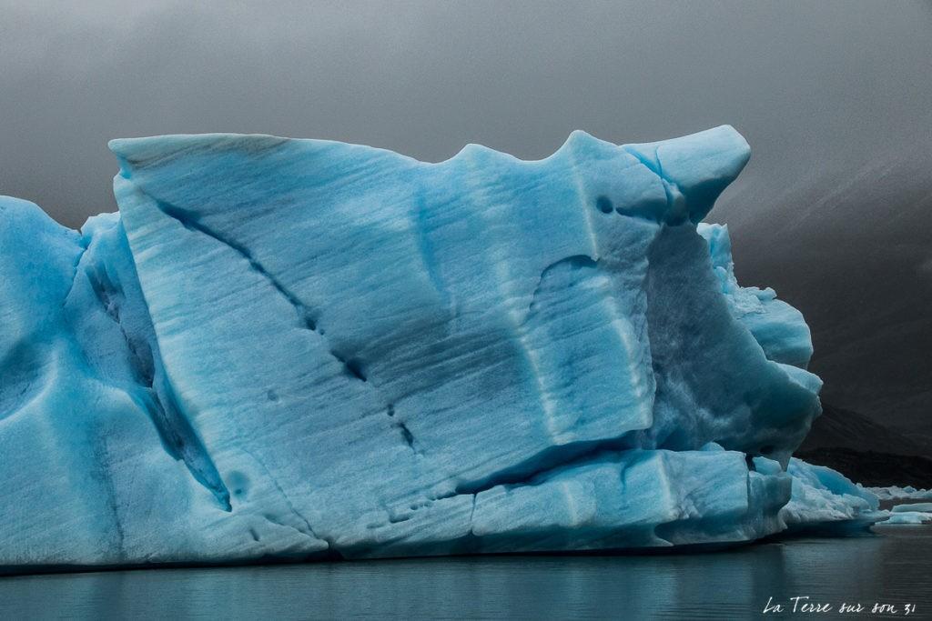 upsala glacier argentine