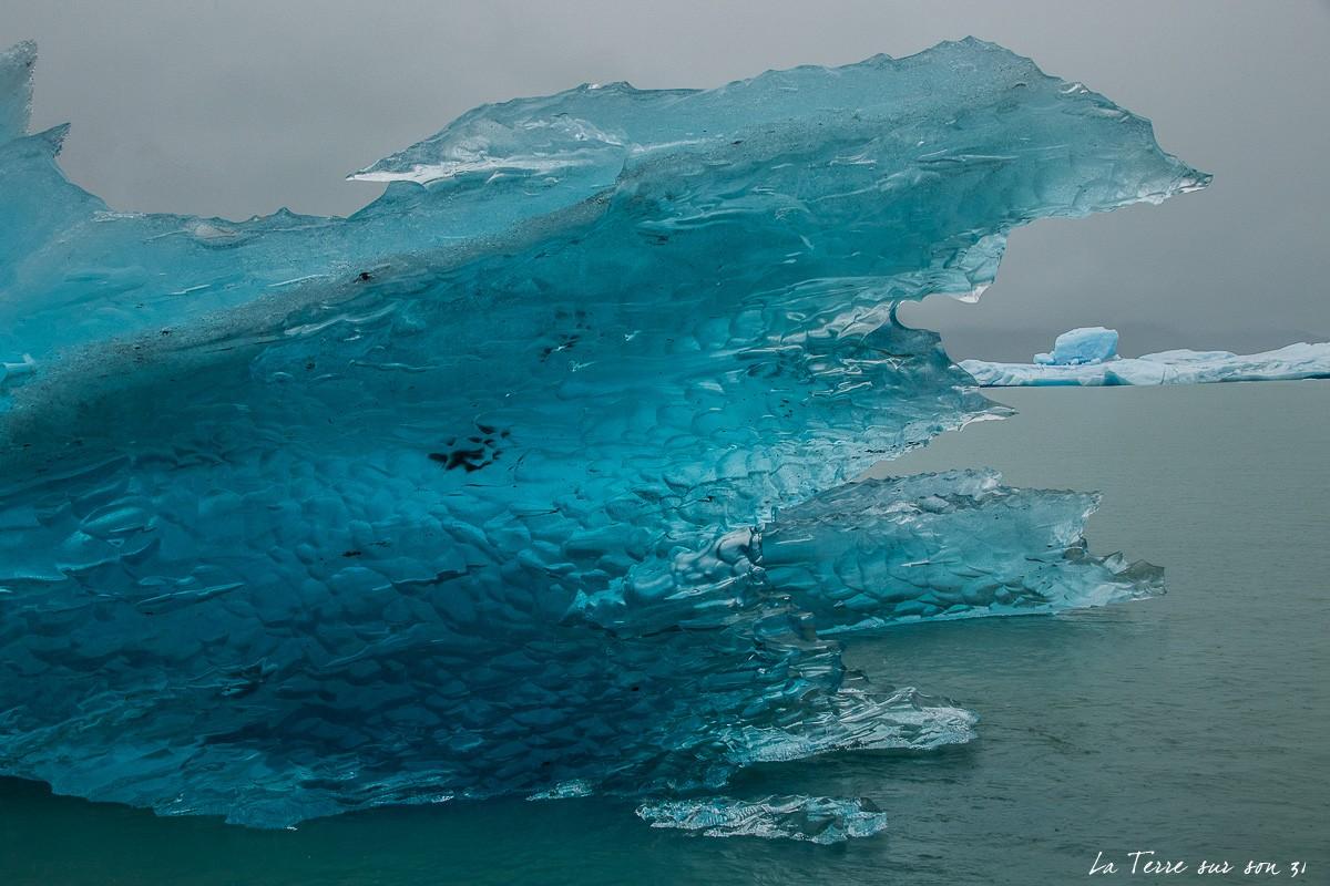 upsala glacier iceberg patagonie