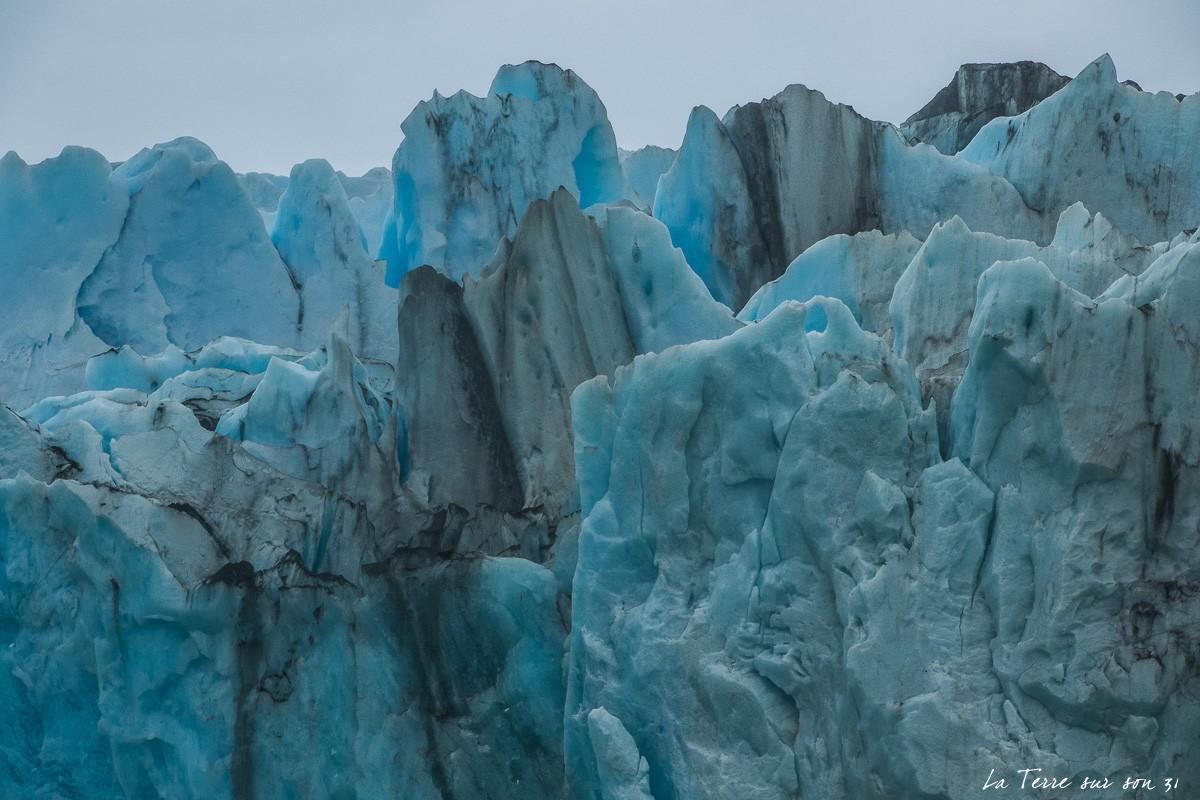 voir glacier patagonie bateau