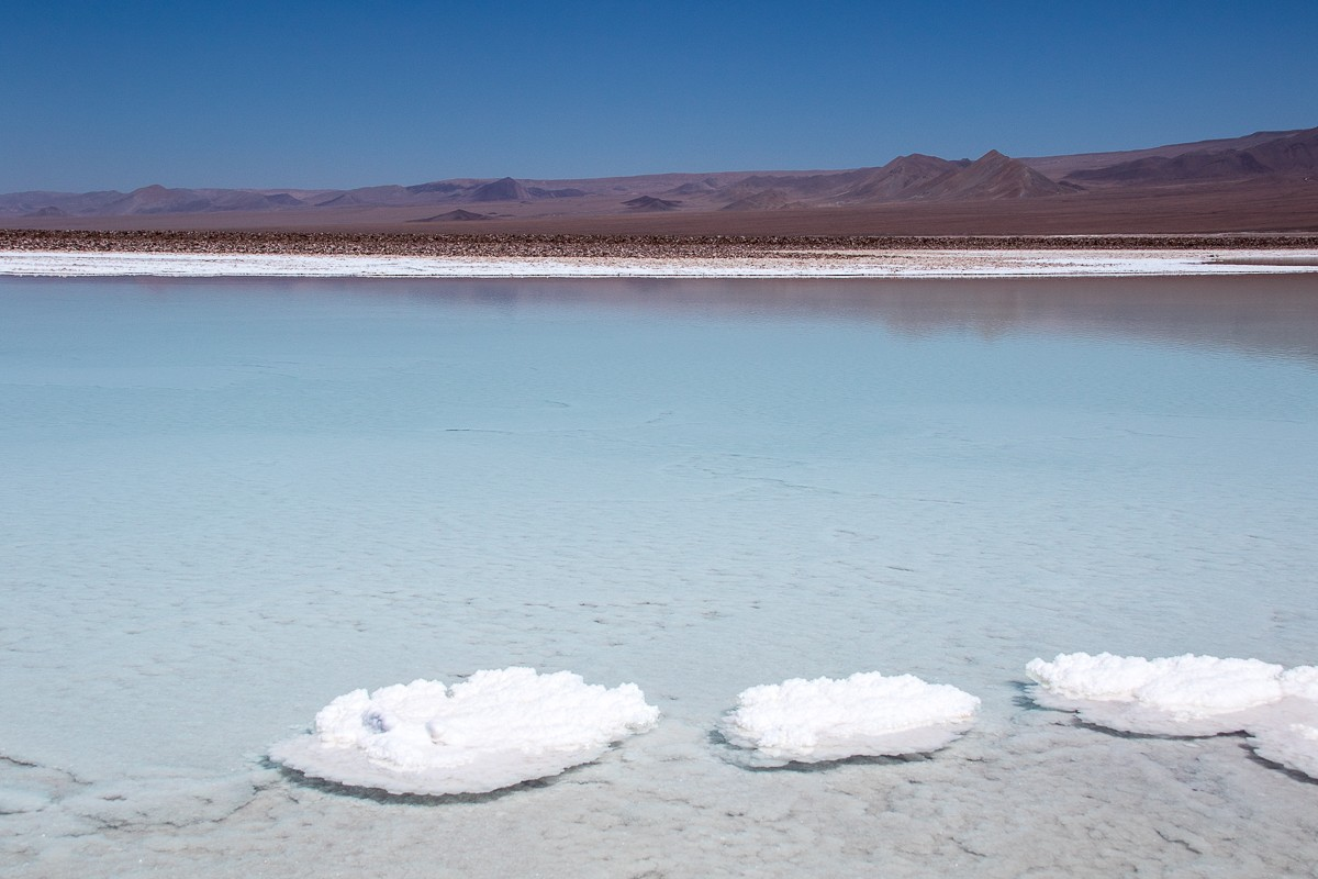 désert d'atacama lagunes escondidas