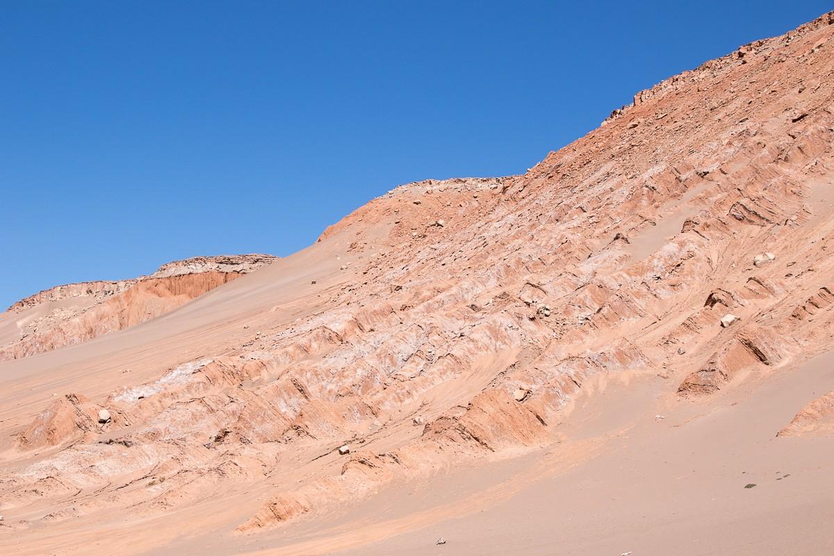 incroyable désert d'atacama