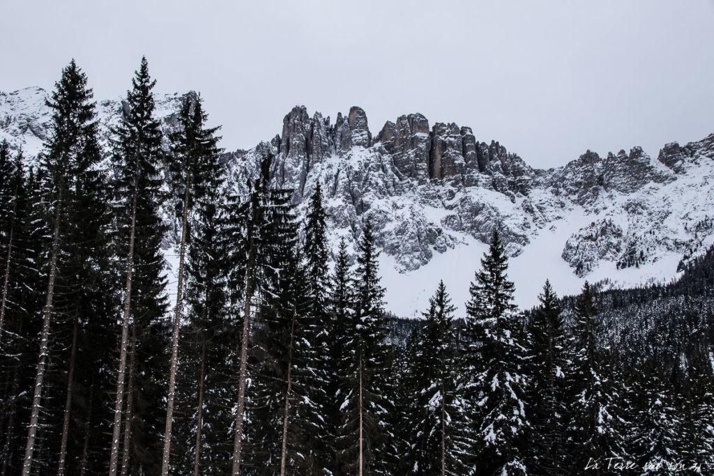 lac carezza sud tyrol