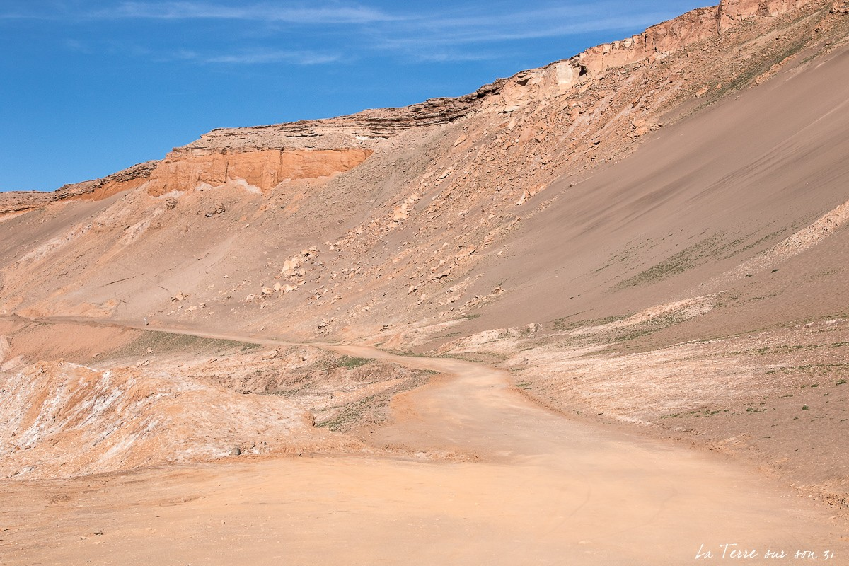 Sentier vallée de la Mort