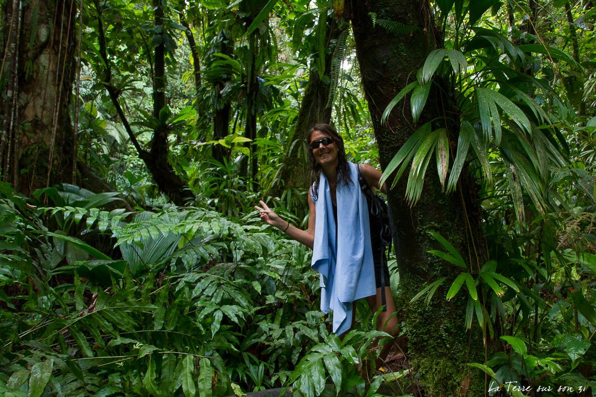 baignade bassin paradise guadeloupe