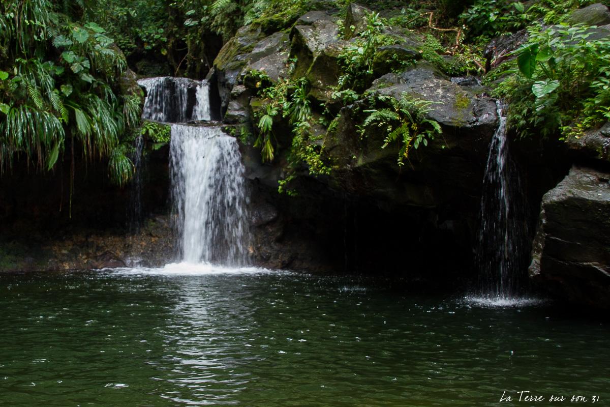 bassin paradise guadeloupe baignade