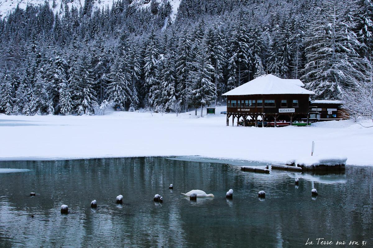 restaurant lac dobbiaco