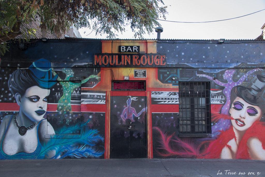 street art santiago barrio bellavista