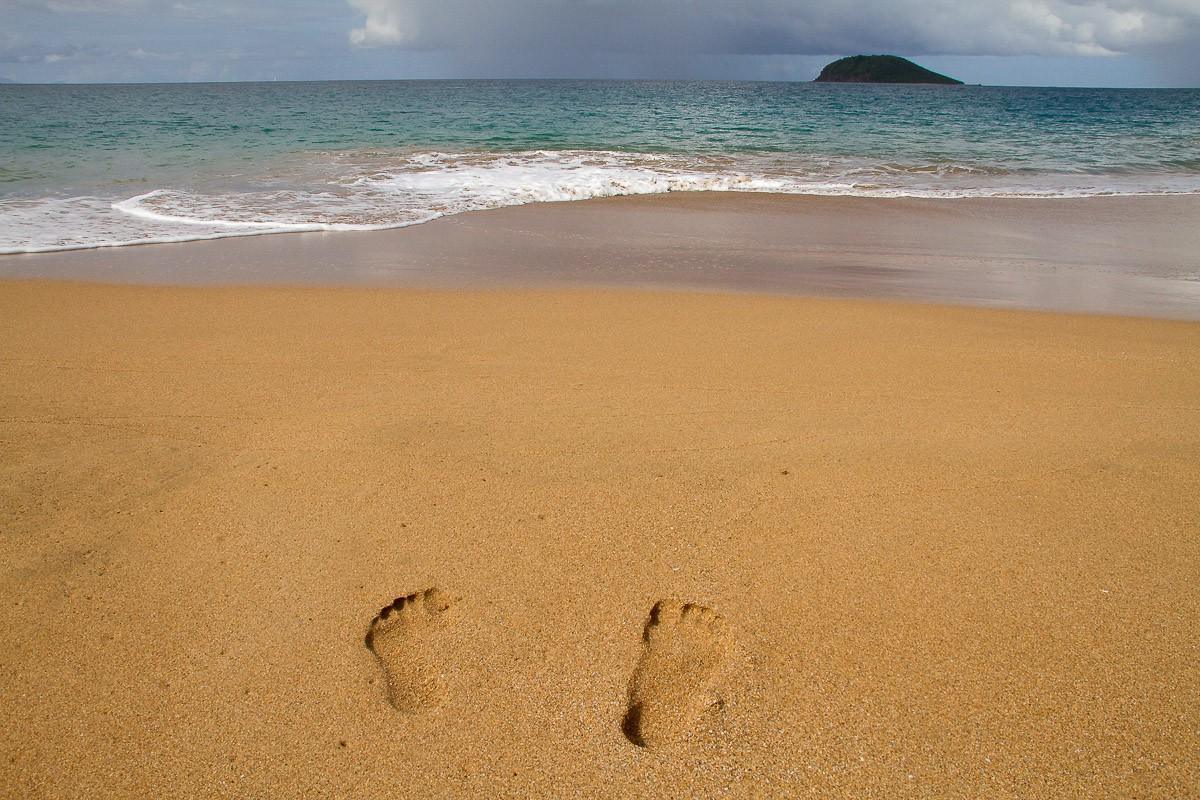 aller en guadeloupe plages de rêve