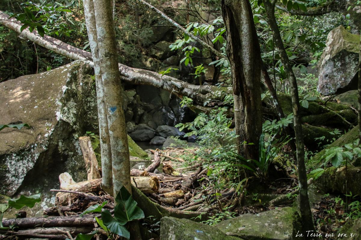balise retrouvée rivière caillou