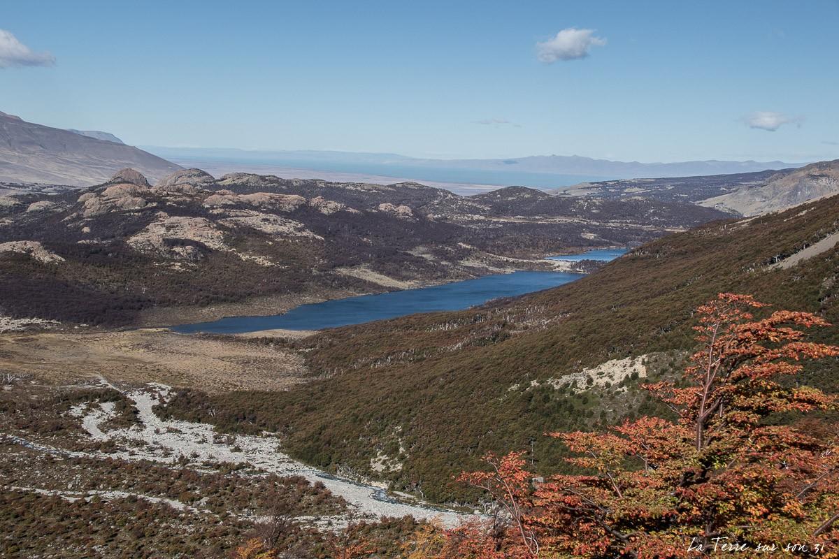 lagune capri el chalten patagonie
