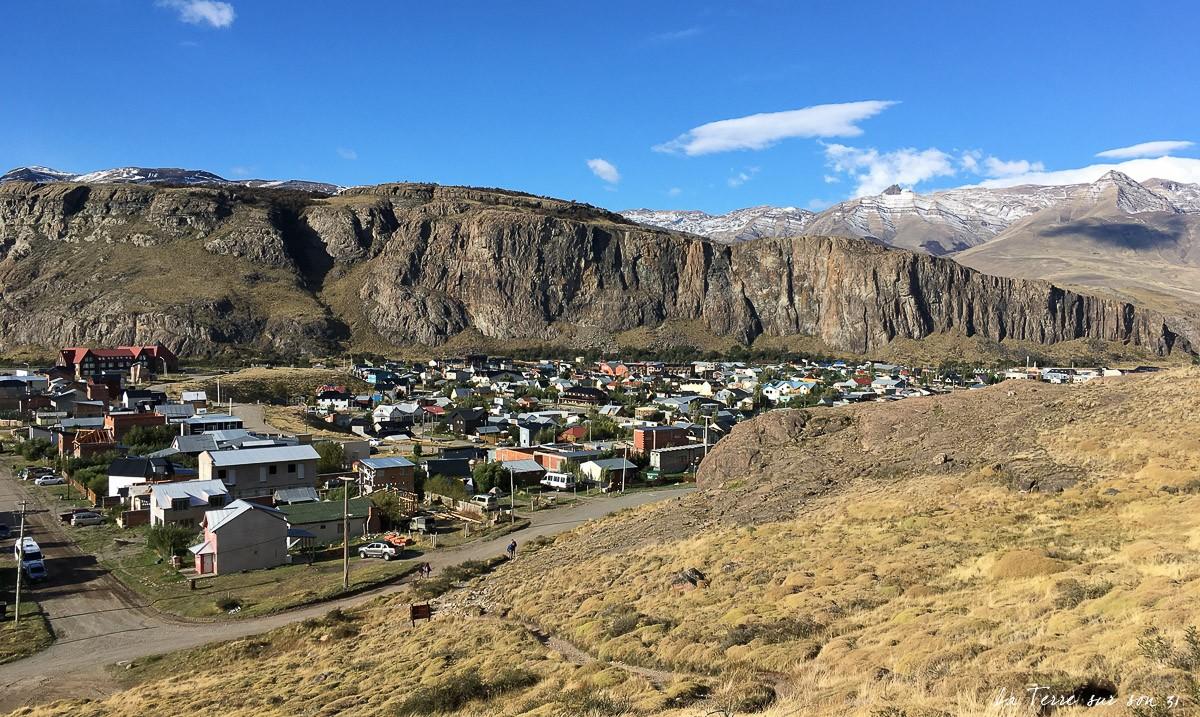 village el chalten patagonie
