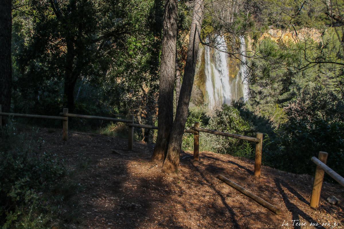 belvédère sillans la cascade