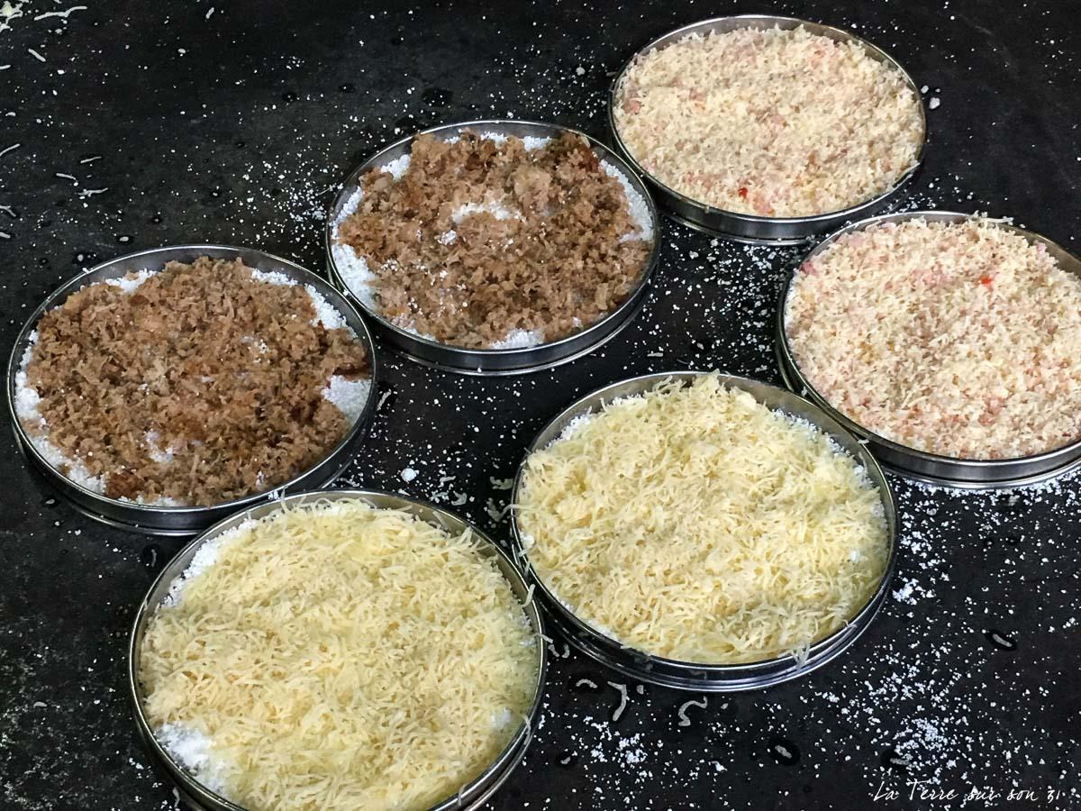 cassave de guadeloupe sucrée ou salée