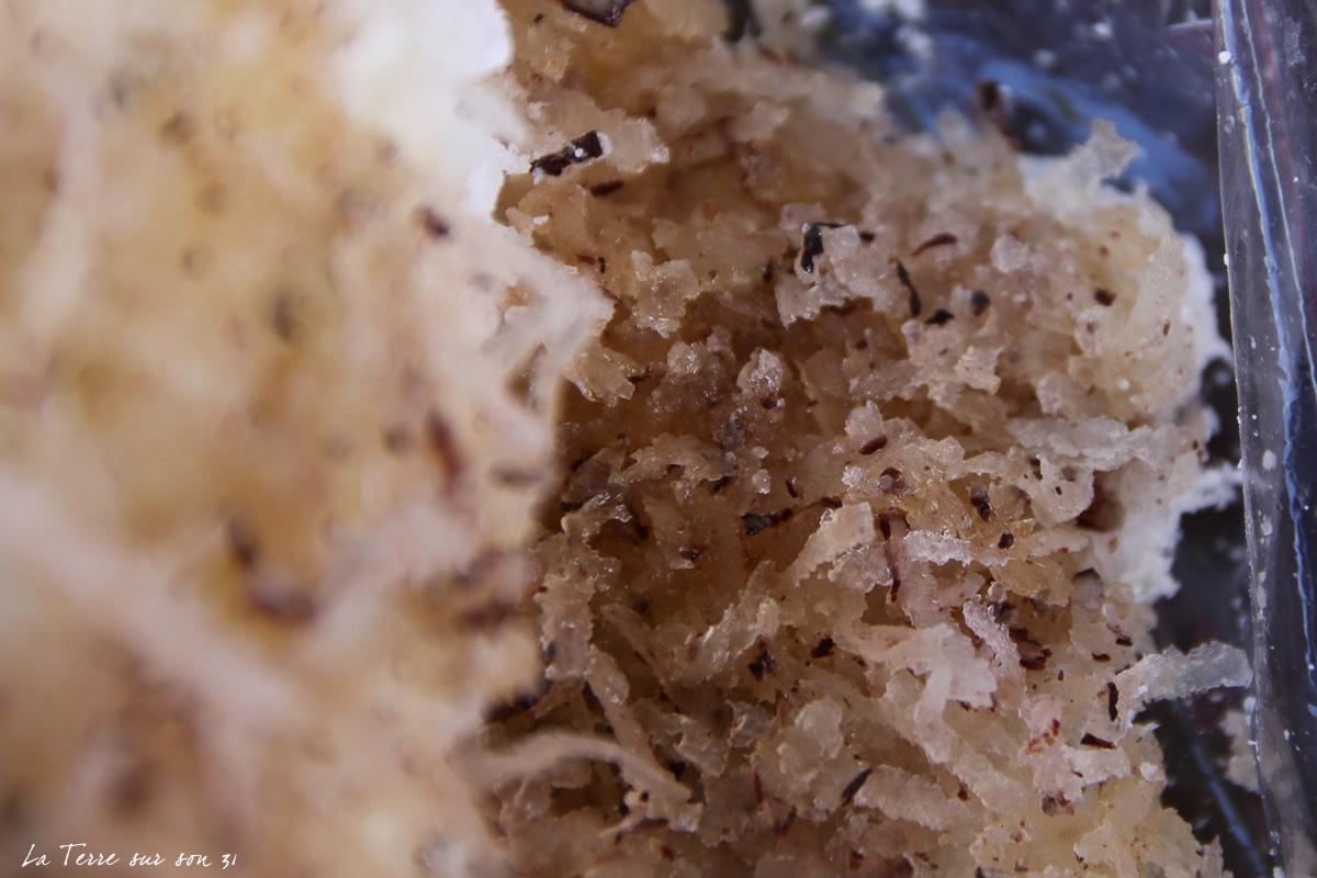 confiture coco guadeloupe cassave