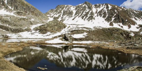 les 5 lacs de prals mercantour