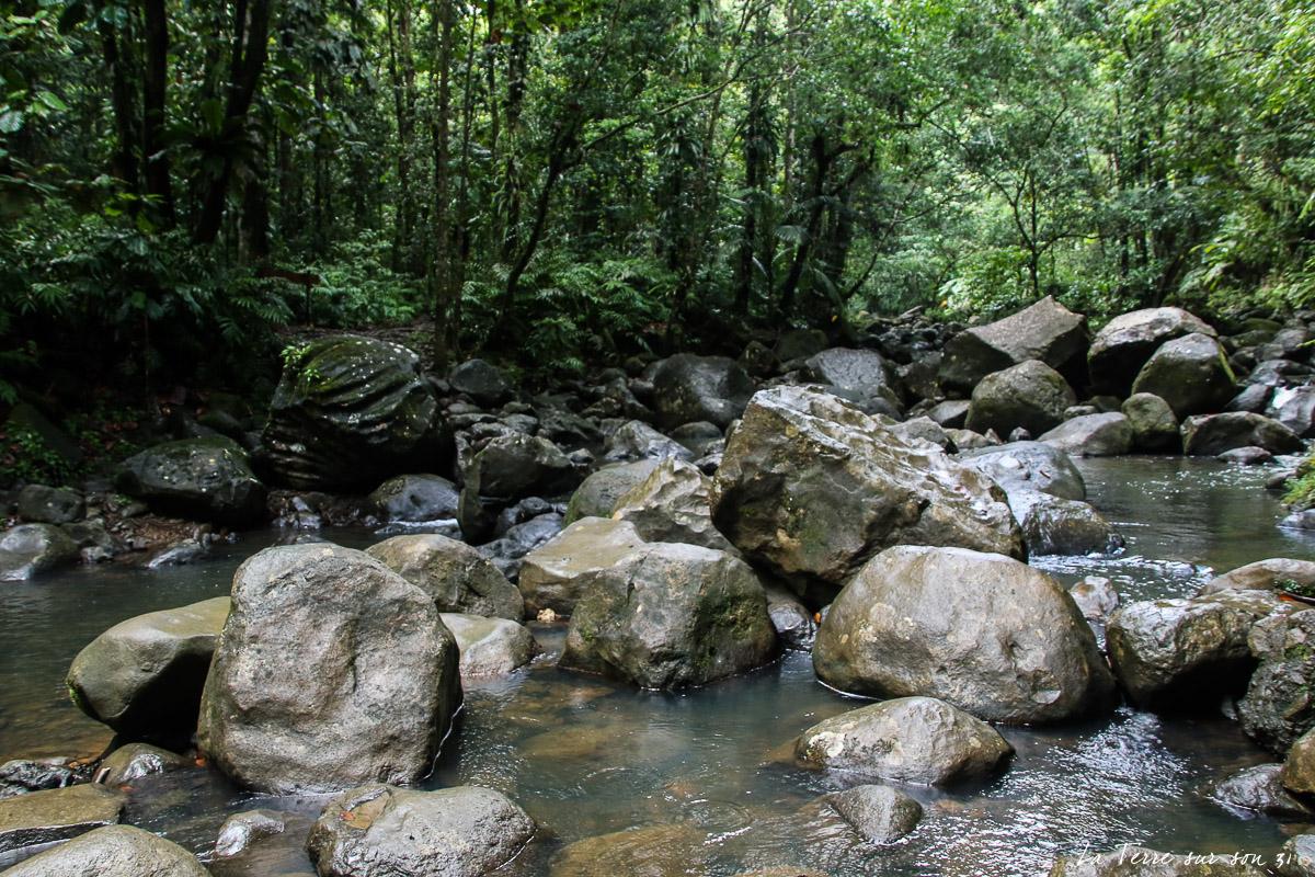 rivière Moustique guadeloupe