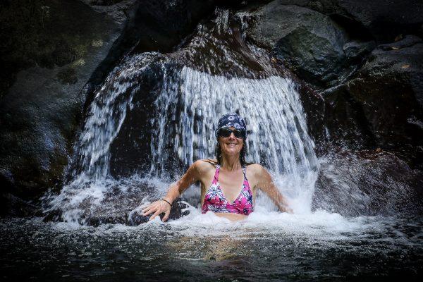 chute de la rivière caillou guadeloupe