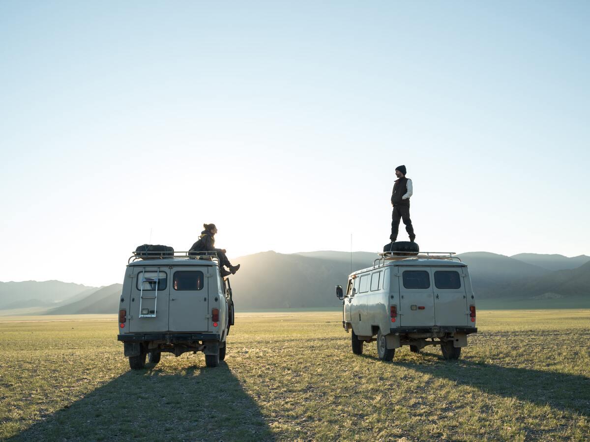 van pour voyager