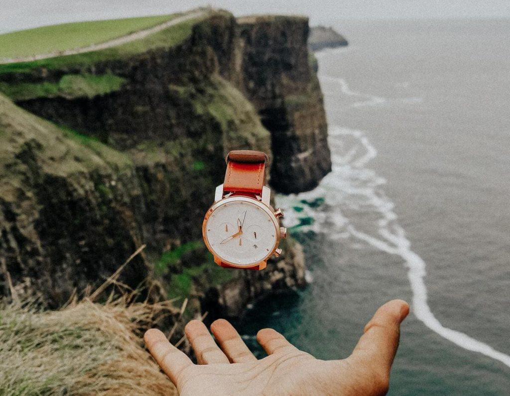 temps voyage irlande